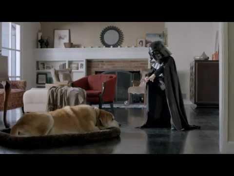 Super Bowl XLV Commercial: Kid Darth Vader 2012 Volkswagen Passat - YouTube