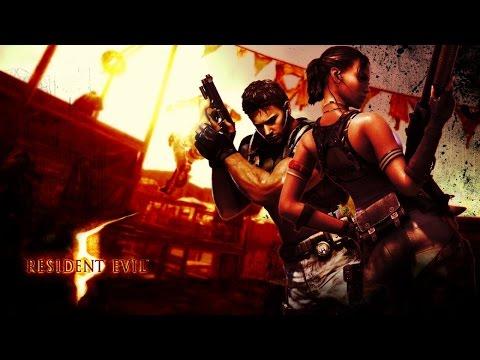 Resident Evil 5 - Uma forma diferente de matar o Wesker - Gameplay