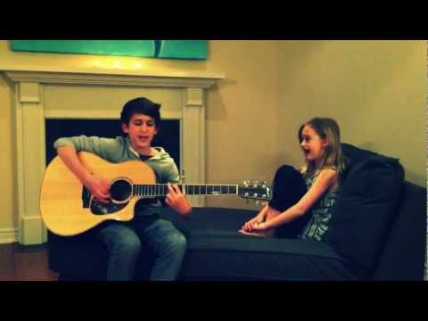 We Are Young - Fun (Myles and Mylie Kids Cover)