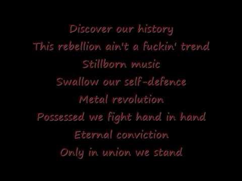 Destruction - Trash 'til Death (Lyrics)