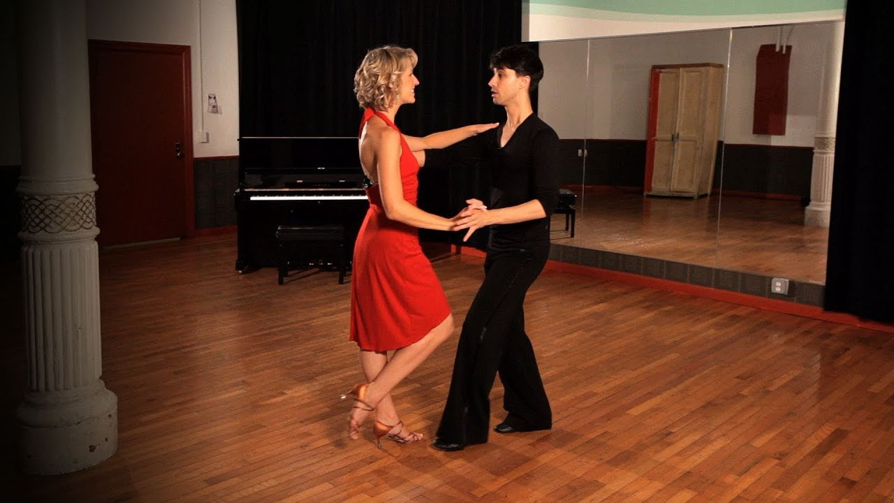 How To Do A Basic Mambo Side Step