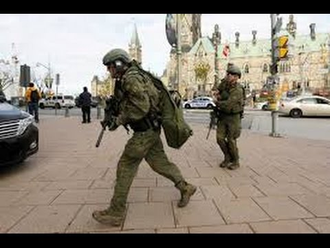 Will Canada be the same after Ottawa shooting?