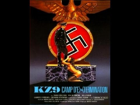 KZ9, camp d'extermination-Women's Camp 119 (1977) Bruno Mattei