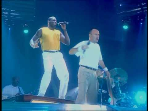 Phil Collins - Easy Lover / Live and loose in Paris /