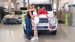 I got another G-Wagon   Nicolette Gray