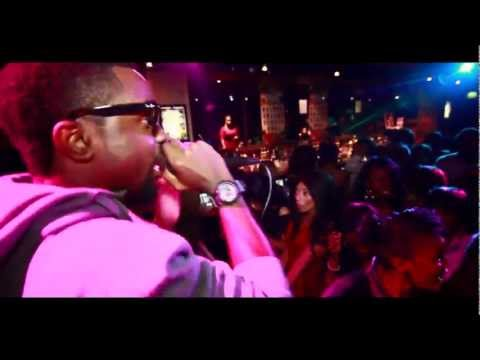 SARKODIE Performs Live - Leicester UK