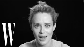 Claire Foy Was Very Pregnant When She Auditioned for The Crown | Screen Tests | W magazine