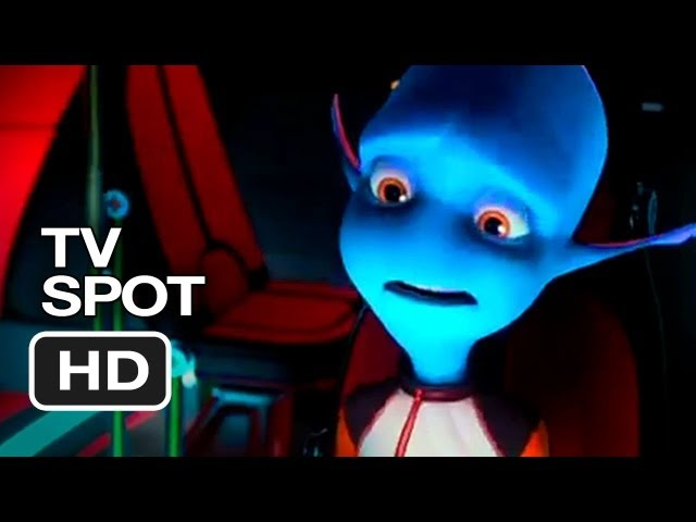 Escape from Planet Earth TV SPOT – Wrong Planet (2013) – Animated Movie HD