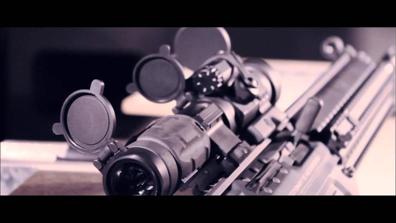 Airsoft Hybrid Sight -