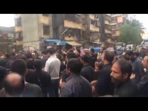 Azadari Channel Live Stream Jaloos | at Mumbai | 1438 hijri