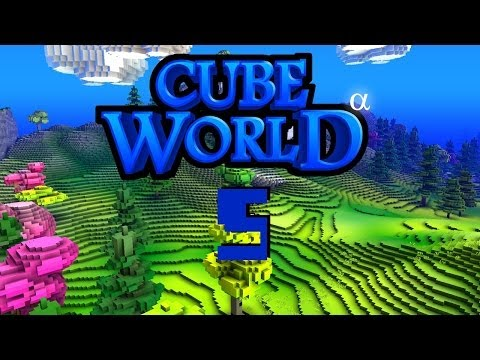 Let's Play Together: CubeWorld [5] - Bodyguard