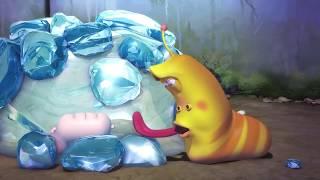 LARVA - HONEY | Cartoon Movie | Cartoons For Children | Larva Cartoon | LARVA Official