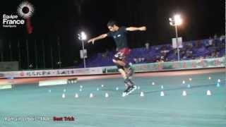 The thao - Ấn tượng với trận chung kết trượt Patin 2012 tại Trung Quốc