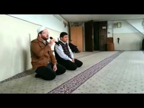 Kur'an Ziyafeti Hafız Hikmet AKÇA Saf Suresi 7.8.9.10.Ayetler