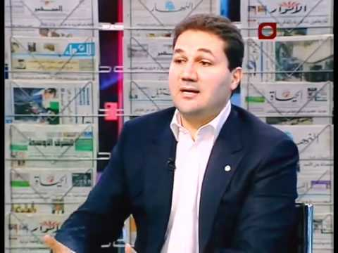MP Nadim Gemayel interview to Kalam Beirut - Future News - Nov 19, 2011 -  Part 2