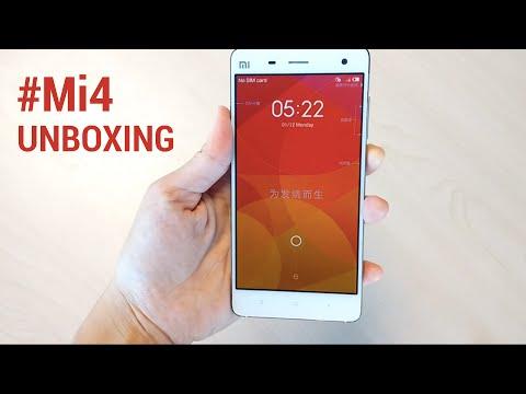 #Mi4 Unboxed!