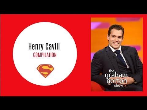 Henry Cavill on Graham Norton
