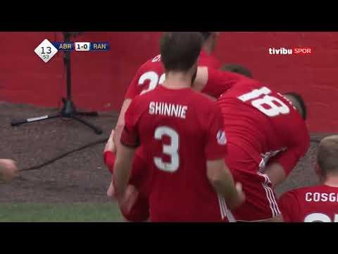 İskoçya Ligi Şampiyonluk Grubu I Aberdeen 1-1 Rangers Maç Özeti