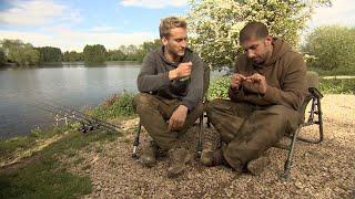 Korda Thinking Tackle Season 9: Ep1 Ali Hamidi & Tom Dove fishing St John's | Carp Fishing