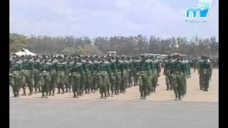 H.E. Kalonzo Musyoka officiates Pass-Out Ceremony of Prison Officers at Ruiru - Part 1.