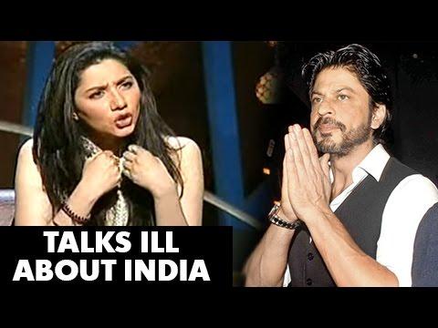 Raees Starrer Pakistani Actress Mahira Khan's UGLY Views About India & Bollywood | Leaked Interview thumbnail