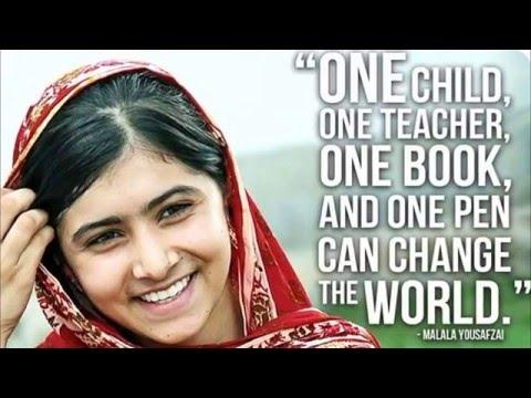 """Книжный мир : #1 """" Я - Малала""""/ I am Malala"""