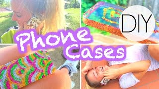 DIY Easy & Affordable Phone Cases For Back To School