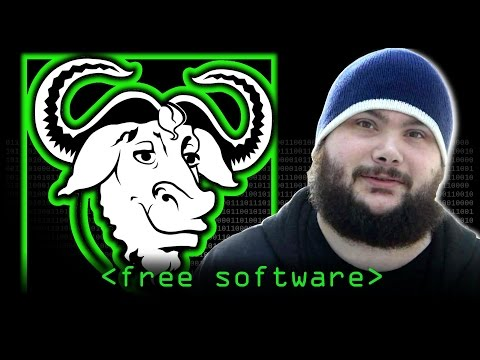 Free Software (made with free software) - Computerphile