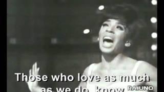 Watch Shirley Bassey Chi Si Vuol Bene Come Noi video
