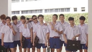 Love Sick The Series season 2 - EP 21 (11 ก.ค.58) 9 MCOT HD ช่อง 30
