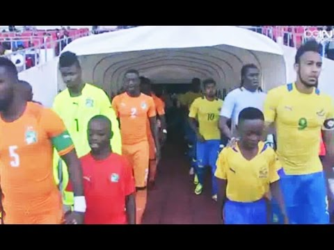 Gabon vs Côte d'Ivoire 0-0 | Gabon vs Ivory Coast 0-0 Full Match Highlights • African Cup 14.06.2015