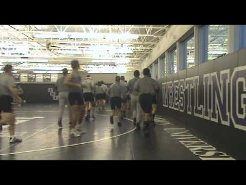 GCU Wrestling Preseason 2012-2013