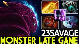 23SAVAGE [Spectre] Monster Late Game Destroy Pub Game 7.26 Dota 2