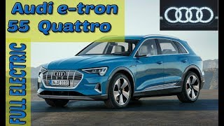 Audi e-tron 55 Quattro | Full Electric Suv AUDI € 80000
