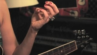 Remedies for Sore Fingers From Guitars : Guitar Tips & Maintenance