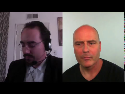 Peter Joseph and Stefan Molyneux