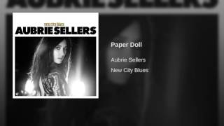 Aubrie Sellers Paper Doll