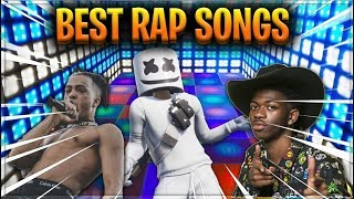 Popular RAP Songs Recreated Using Fortnite Music Blocks