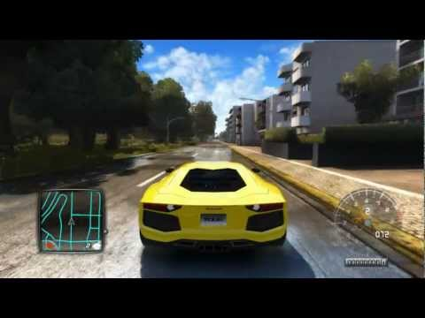 TDU 2: Lamborghini Aventador LP700-4 - Vehicle Mod by Reventon09 [720p]