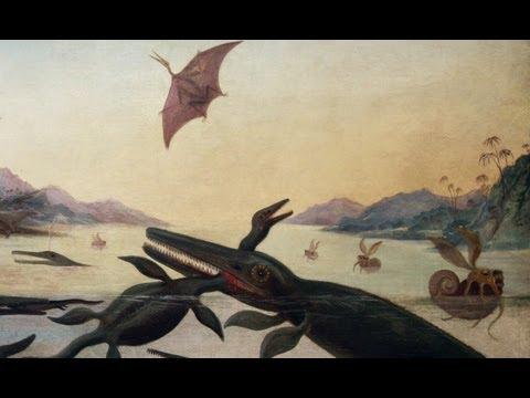 Fossil hunter Mary Anning inspires art