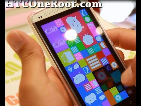 Android 4.4 KitKat ROM + Root for HTC One!