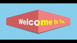 3D Text animation with Marquee effect | HTML and CSS