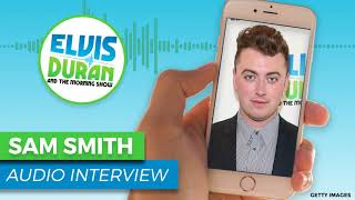 What Performance Scared The Crap Out Of Sam Smith? | Elvis Duran Show