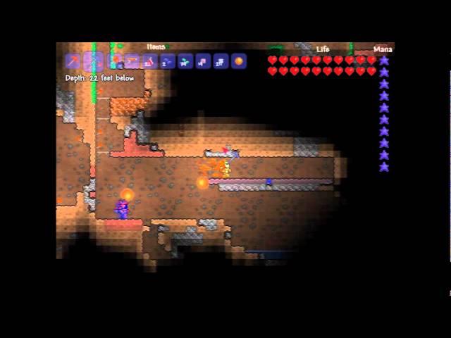 Terraria 101: How to make a Mushroom Farm