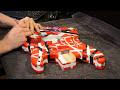 Eddie Van Halen Frankenstrat Replica by MCG
