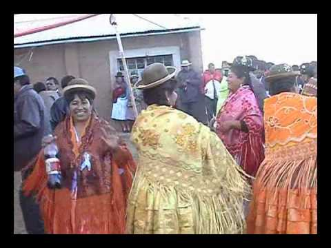 matrimonio hugo y juana caminaca perú