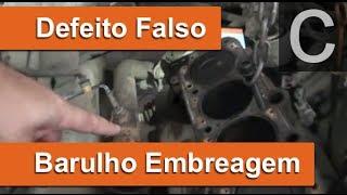 Dr CARRO Falso Ruído da Embreagem ou Catalizador quebrado e Sua Causa - Todos VW