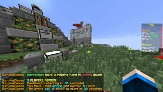 Minecraft (HG) Ep 1 - GG !