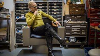 Adam Savage's One Day Builds: Star Trek Captain's Chair