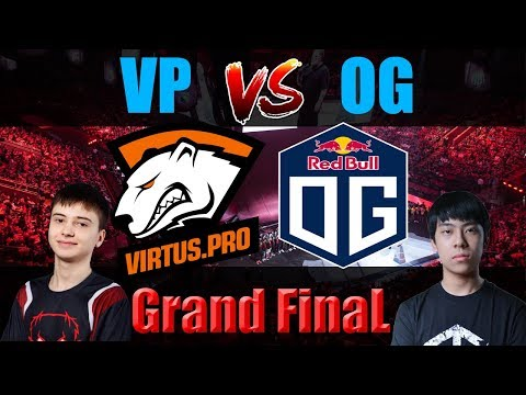 Dota 2 LIVE - OG(Ana) vs VP(Ramzes666) || Grand FinaL|| BO5 || Dota 2 WTF Tournament